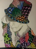 colorful hat by Rio-77