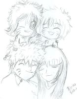All of the family by NelNel-Chan