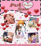Pack Icons Couples by Nunnallyrey