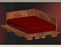 Ideal Bed Frame by codum78