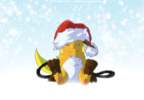 Snowchu by super-tuler