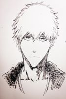 First Inked Picture by Kanazumi