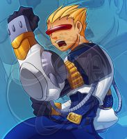 ::Captain Commando By:Turbo:: by gameover-gang