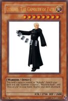Luxord, The G.o.F. card by A5L