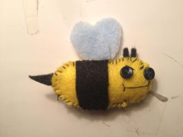 Angriest Bee Ever by DeviousDevilDoll