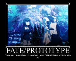 Fate-slash-Prototype by Gunjester