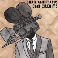 Day 18: Chase and Status - End Credits by NeverenderDesign