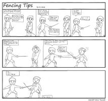 Fencing lesson by Ryuuzaki-L-spy-19