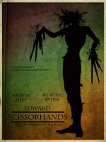 Edward Scissorhands by pongelektro