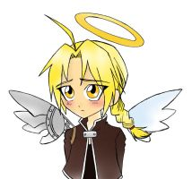 FMA: Edo Angel for Eladriewen by DejikoMewMew