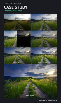 Walking over Hills Case Study by NYClaudioTesta