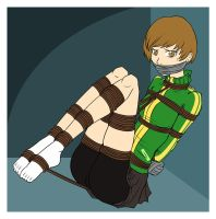 Quickpic - Chie Satonaka by Humite-Ubie