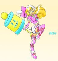 Abby-AB Fighter by RFSwitched