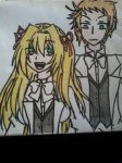 Nightray and Vessalius by TheShortySwag
