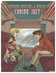Continuing Adventures Poster by phantomeus