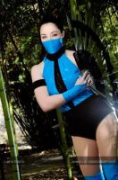 Kitana _ Ultimate Mortal Kombat 3 by LanaMarieLive