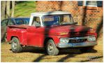 A Cool Old GMC Pickup by TheMan268