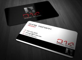 314 Design Studio logo n b-card... by 187designz