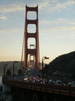 The Great Golden Gate by Kitycatgirl