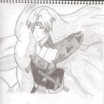 Sesshomaru by Missyta23