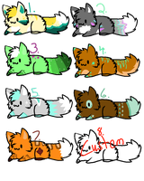 Point Adopts by Pika-Pika-Pikahu