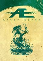 After Earth - Box Cover by Kyendo