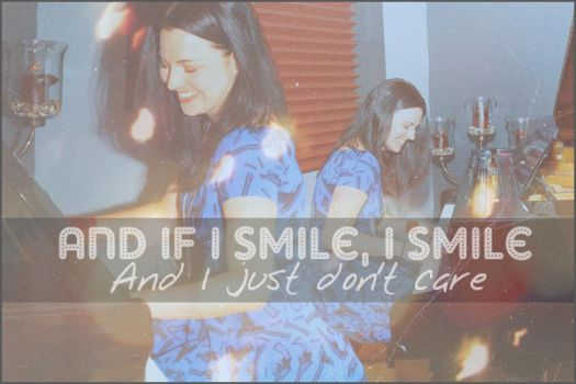 If I Smile2 by Nothing-Ive-Become
