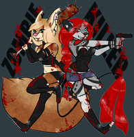 Zombie Killers by TryToFeelTheBeat