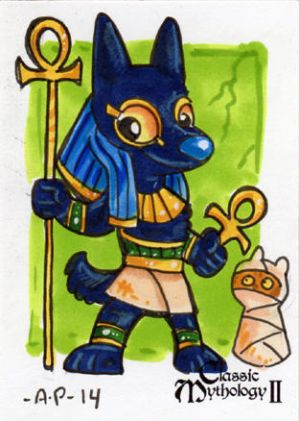 Anubis - Amy Pronovost