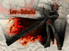 My OC :Low=Daharka by kyougyo