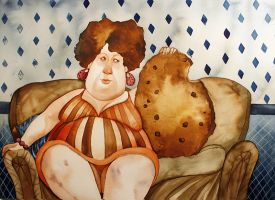 Cookie_I_love_you by gapinska