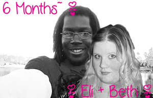 6 Months by pink-marshmallows