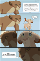 My Pride Sister Page 120 by KoLioness