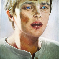 Dane Dehaan done by Casimira