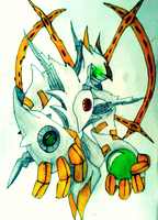 Arceus judgement form by omegaproductions