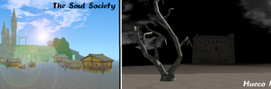 The Soul Society Map Pack and download by HoneyHeartStudios