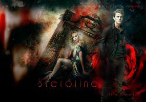 TVD - STEROLINE FAN ART by ektapinki