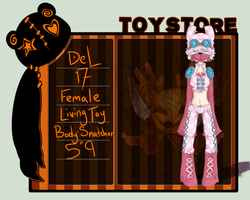 Toy Store App ..:DeL:.. by RingetteChic7