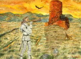Childe Roland to the Dark Tower Came by cirruscastle