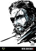 MGS5 - BIG BOSS by easy-ramos