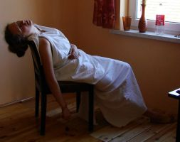 ancient greek - fall asleep 4 by indeed-stock