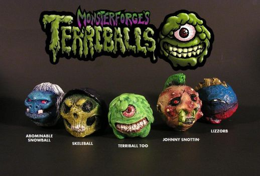 Terriballs 2 by monsterforge