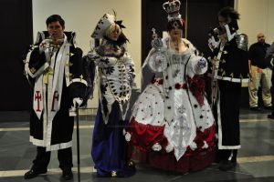 Trinity Blood by Laughingman02