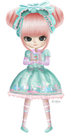 Angelic Pretty Angry Dal by steffne