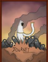 Journey Through Regret - Collab. by SteamMouse