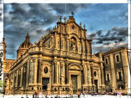 0018 catania real hdr by WERAQS