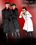 Black Twins by HerHH-Idiot