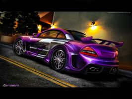 Mercedes SL500 by brianspilner