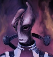 Mordin Solus by Kitao-chan