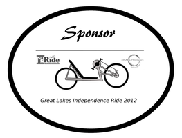 Independence Ride Sponsor Card by maxjwolf